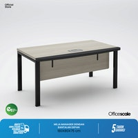 Officescale PMD1808A1 Manager Desk 1800x800x750mm
