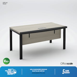Officescale PMD2008A1 Manager Desk 2000x800x750mm