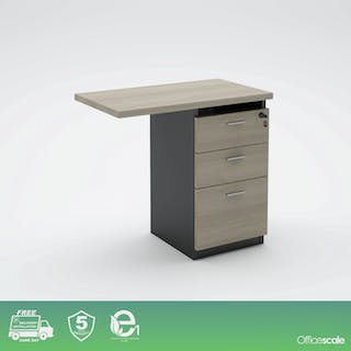 Officescale PRD0804A1 With Pedestal 800x400x750mm