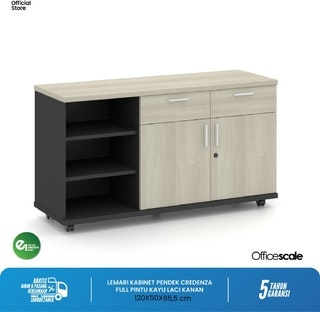 Officescale PRM1204A1 Mobile Return Desk 1200x400x665mm