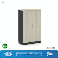 Officescale PHC0812A1 High Cabinet 800x400x1200mm