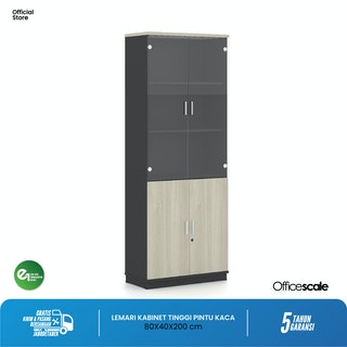 Officescale PFC0820A1 Full High Cabinet 800x400x2088mm