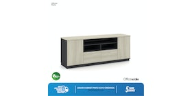 Officescale PCZ2007A1 Credenza 2000x500x750mm