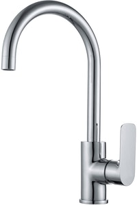 FRAP Keran Wastafel Dapur Single Lever Kitchen Mixer IF4002
