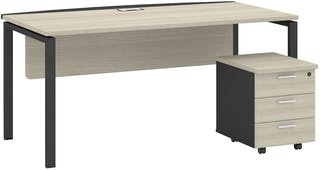 Officescale PMD1608A1 Manager Desk 1600x950x750mm