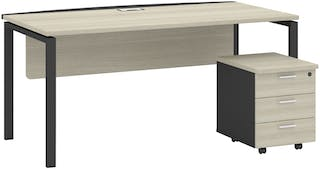 Officescale PMD2008A1 Manager Desk 2000x950x750mm