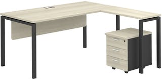 Officescale PMD1808A1 Manager Desk 1800x1600x750mm