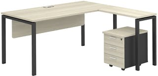 Officescale PMD1608A1 Manager Desk 1600x1600x750mm