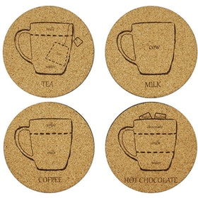 Kite Design Drinkotomy Coaster