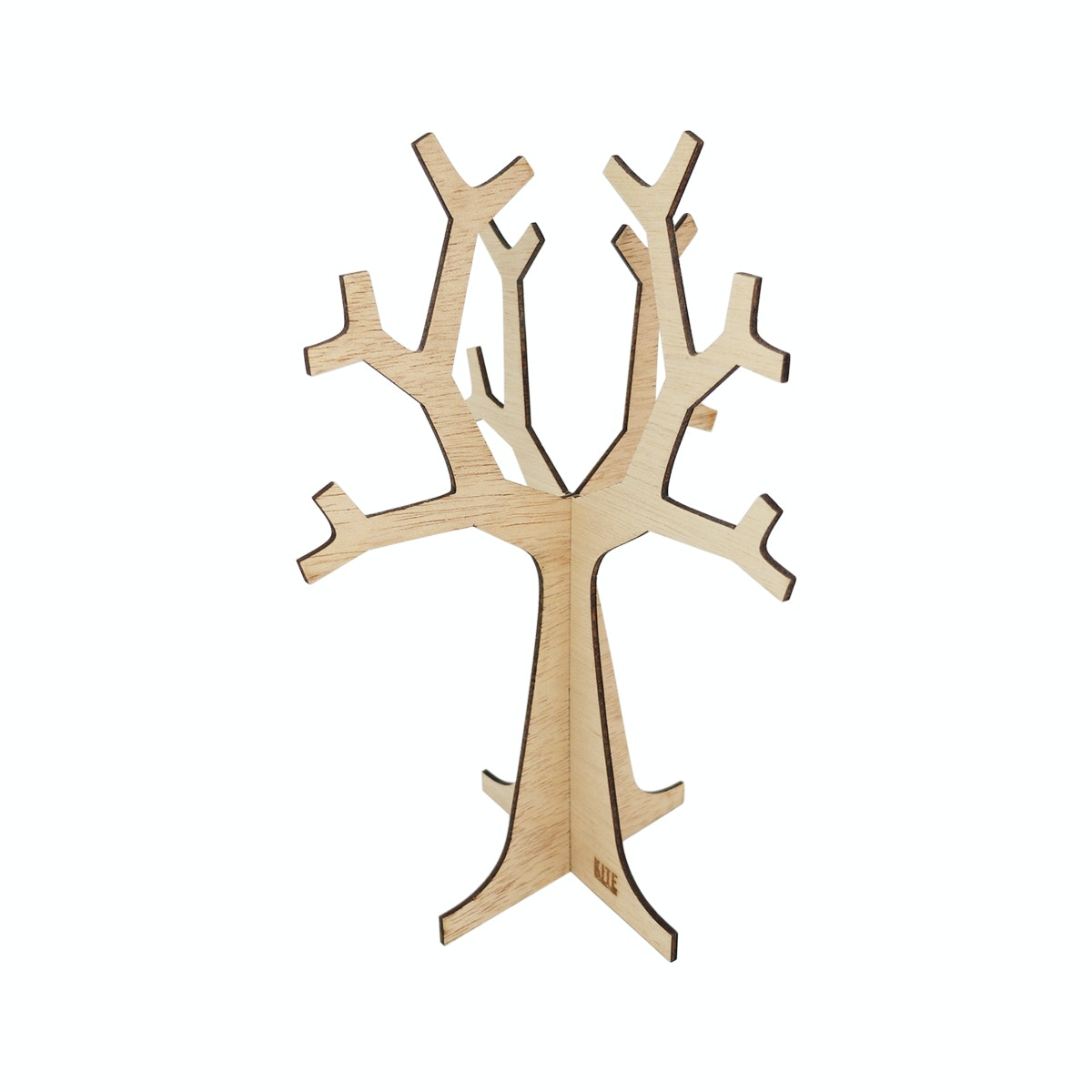 Kite Design Jewelry Tree Wood
