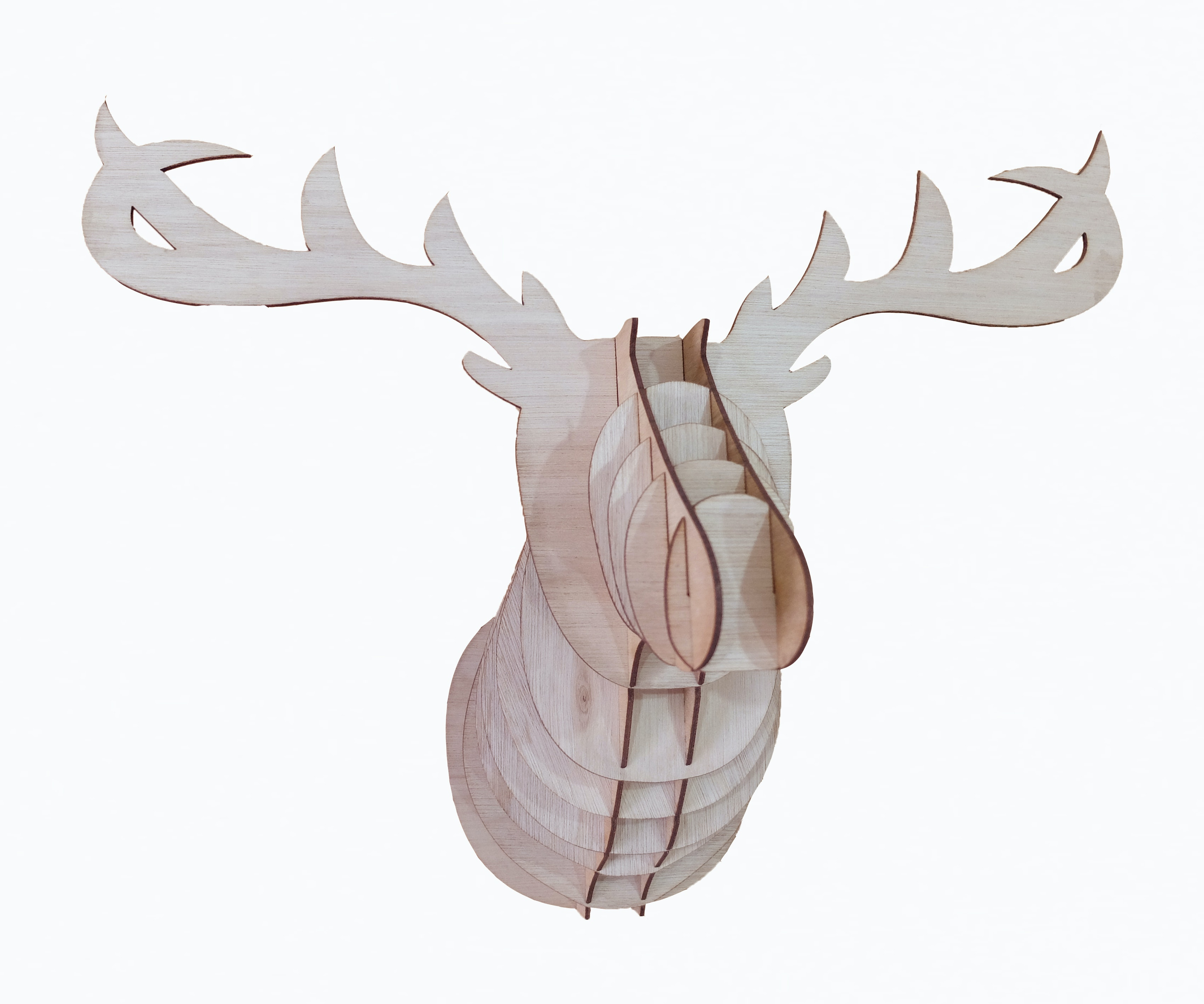 Kite Design Deer Head