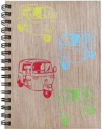 Kite Design Notebooks A5 Bajaj