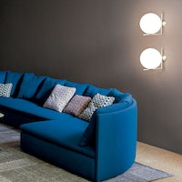 Lite and Deco Wall Lamp Minimalis 9137W