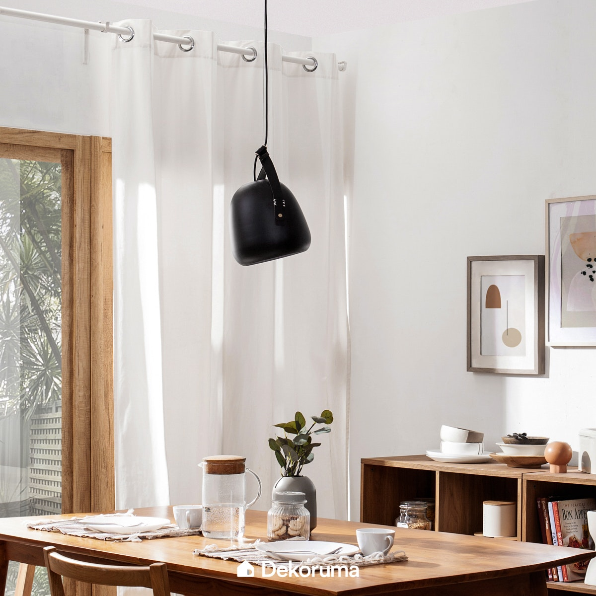 Lite and Deco Minimalis Industrial Pendant