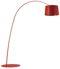 Lite and Deco Lampu Standing 7076F/red