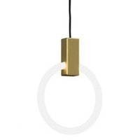 Lite and Deco Lampu Gantung 9813P/M Gold