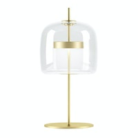 Lite And Deco Lampu Meja Jube Clear