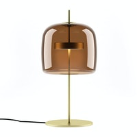 Lite And Deco Lampu Meja Jube Amber