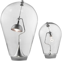 Lite And Deco Lampu Meja Blow Small