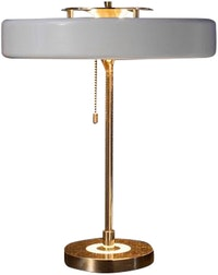 Lite And Deco Lampu Meja Revolve