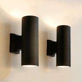 Supra Lampu Dinding Arsitektural Up And Down OUTDOOR WALL LAMP