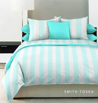 King Rabbit Set Sprei Smith Tosca 160x200x40cm