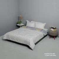 King Rabbit Bed Cover Double Motif Lafayette - Abu Uk 230x230 cm