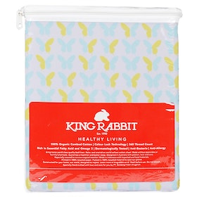 King Rabbit Set Sprei Volare Mini Tosca 160x200x40cm