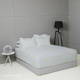 King Rabbit Set Sprei Volare Mini Tosca 180x200x40cm