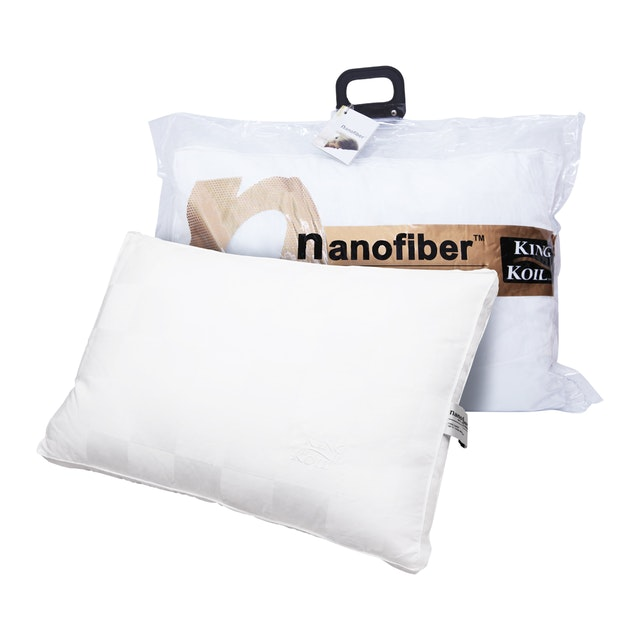 King Koil Nano Fiber Pillow Firm