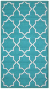ARTSY Karpet Anti Slip 100X150cm Sweden Mix Col Tosca