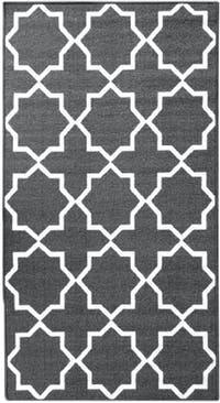 ARTSY Karpet Anti Slip 80X150cm Sweden Mix Col Grey