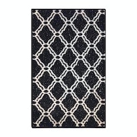 ARTSY Karpet 100X150cm Madrid Mix Col Black