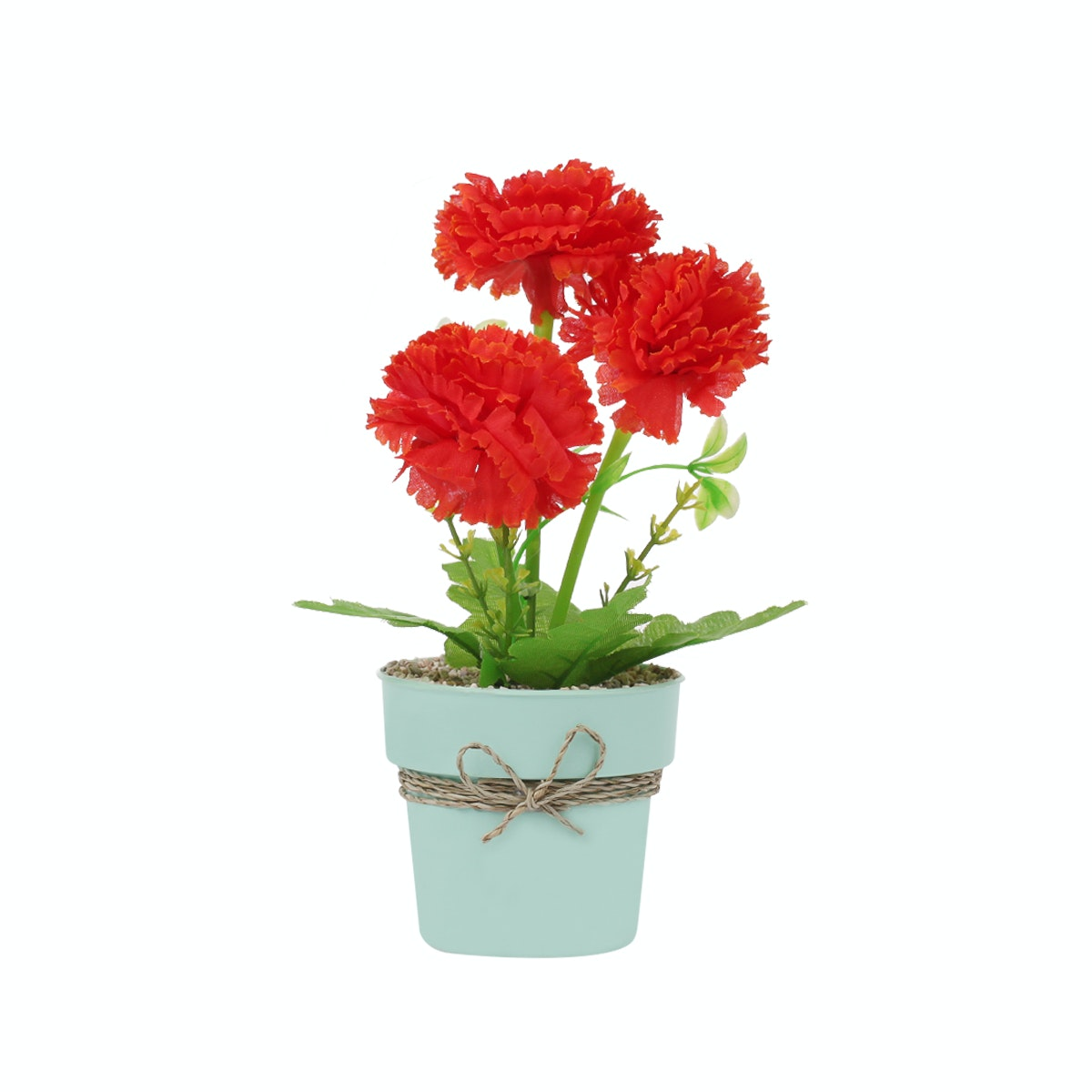 Kokoji Florist Bunga kertas Dark Orange
