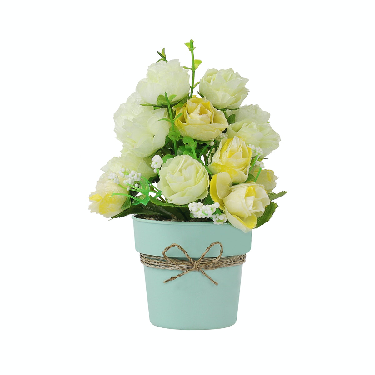 Kokoji Florist Rose Bouquet White