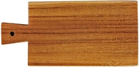 KUKI WOOD BENTE - Platter/Cutting Board