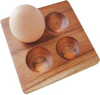 KUKI WOOD TAMA -  Egg Holder 4 pcs