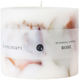 Kaminari Leisure Days Lilin Rose Botanical Candle S