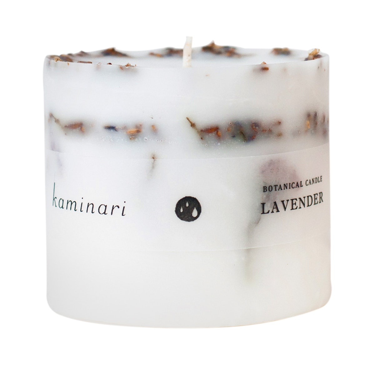 Kaminari Leisure Days Lilin Lavender Botanical Candle S