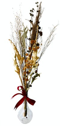 Kalingga Dried Flower with Vase K