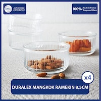 Duralex Mangkok Oven Chef Ramekin 8.5cm - Set of 4