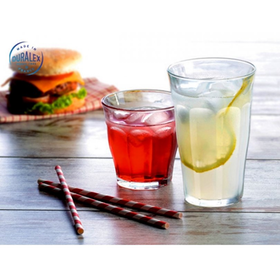 Duralex Picardie Gelas Teh, Jus 360ml -Set of 6 -Tempered Glass