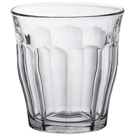 Duralex Picardie Gelas Jus 310ml - Set of 6 -Tempered Glass