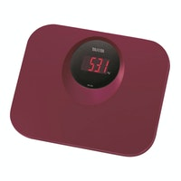 TANITA Timbangan Badan Digital HD-394 RD Bathroom Scale (Red)