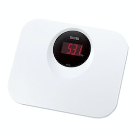 TANITA Timbangan Badan Digital HD-394 WH Bathroom Scale (White)