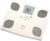 TANITA Timbangan Badan Digital BC-G02 With BMI & Fitur FITPLUS (white)