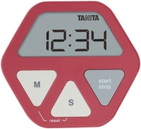 TANITA Digital Kitchen Timer 410 (Red)