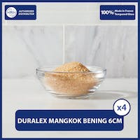 Duralex Buy 1 Get 1 Mangkok Sambel 6 cm (Tempered Glass) - set of 4