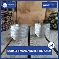 Duralex Buy 1 Get 1 Mangkuk Sambel Stackable Bowl 7.5 cm (isi 4 pc)