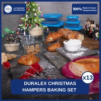 Duralex Kumala Christmas Hampers - Tanita Baking Set Of 13 Pcs